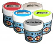 Fish Vision UV Reflective PAINT KIT