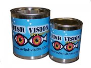 1 pint Fish Vision UV Lure Paint