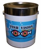 1 gallon UV Fish Vision High Gloss Topcoat